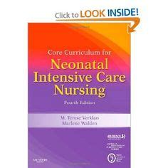 AACN Core Curriculum for High Acuity, Progressive, and